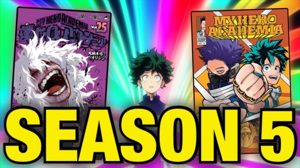 My Hero Academia Season 4 Fans Are Going Crazy Over New Plot Detail Finally It Is Releasing Why she had to go to the duke; my hero academia season 4 fans are