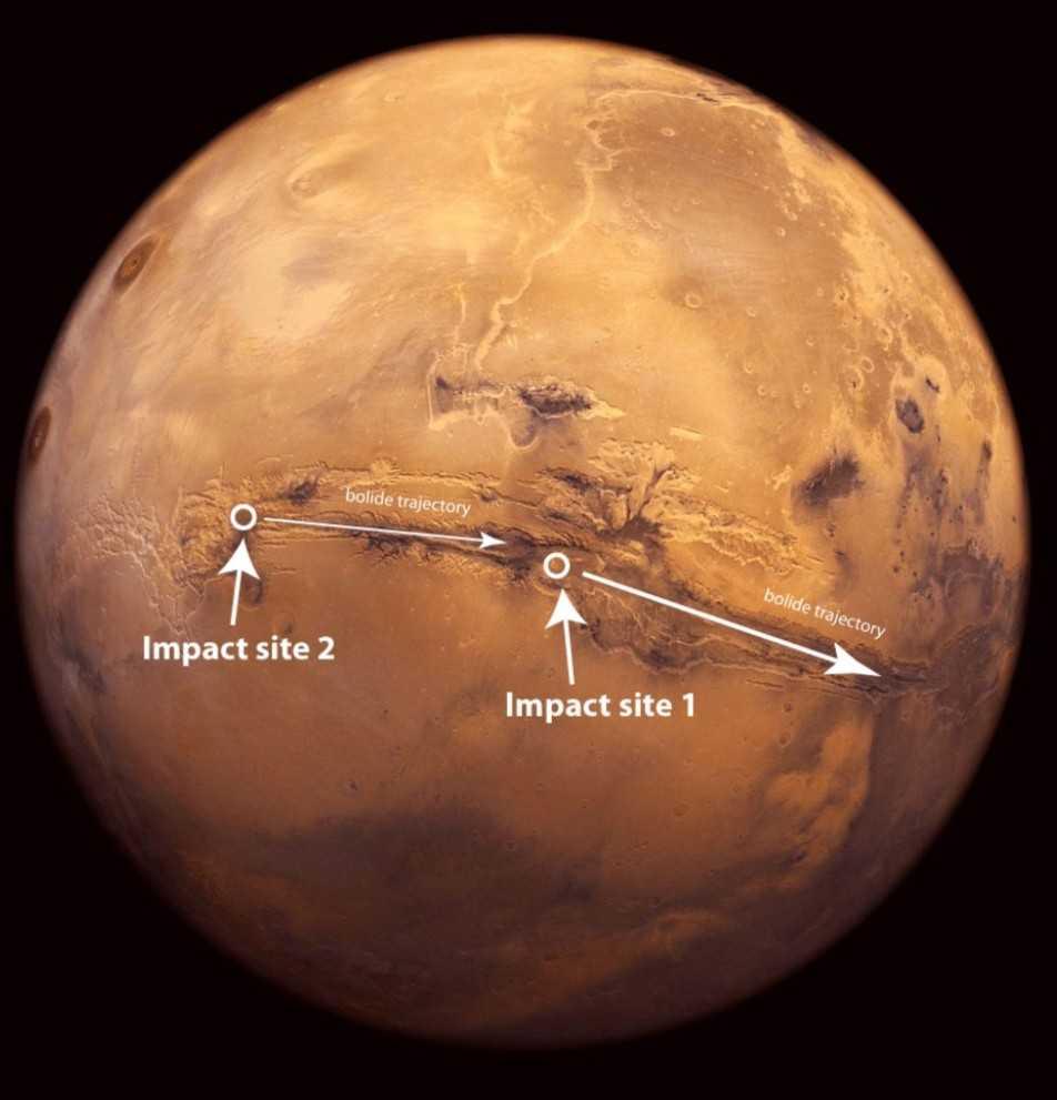 Nasa's InSight probe senses hundreds of 'Marsquakes'
