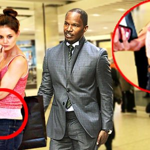 Katie Holmes dated Jamie Foxx only for Industrial Connection! Now she is pregnant? Tom cruse is father or Jamie Foxx!!