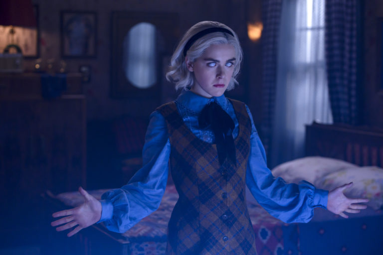 """""""Chilling Adventures Of Sabrina"""""""