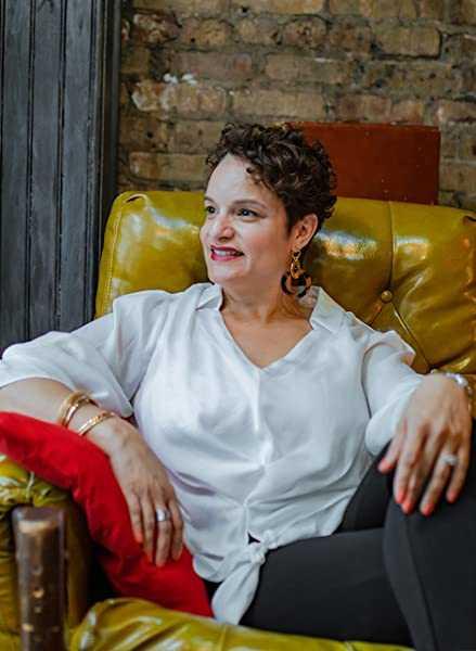 Author Sahar Mustafa