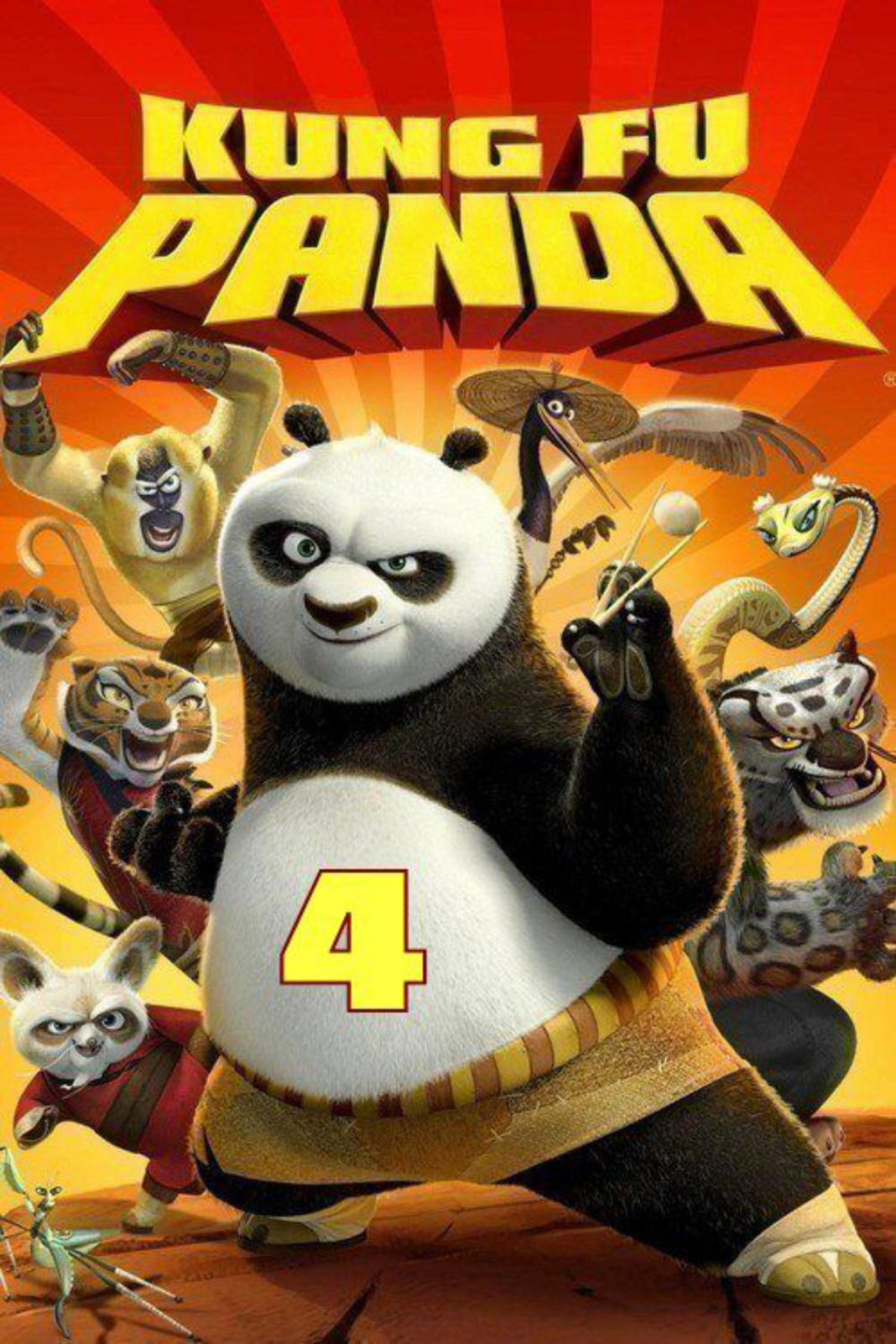 Stand a chance to catch Kung Fu Panda 3 at Krispy Kreme