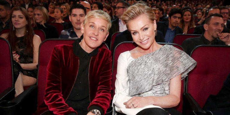 Portia de Rossi DIVORCING Ellen DeGeneres & DEMANDING $500 Million for DOMINATING Behaviour