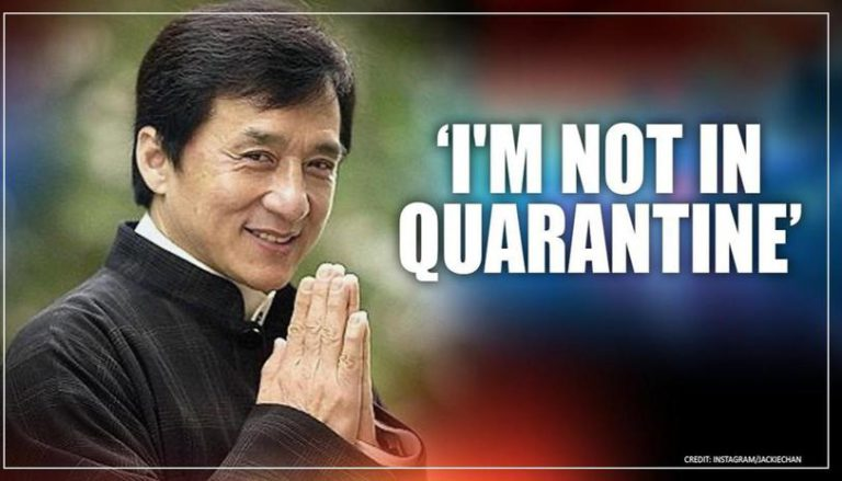 Jackie Chan Diagnosed with CORONAVIRUS Acc. to this Latest Report, Truth Behind the News