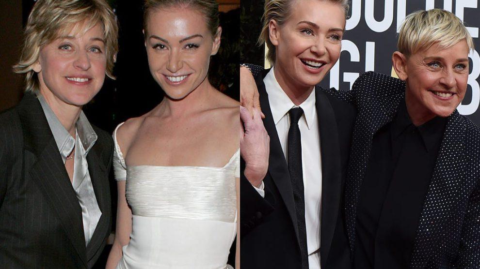 Ellen DeGeneres SLAMMED with $500 MILLION DIVORCE by Portia de Rossi amid Adoption Battle