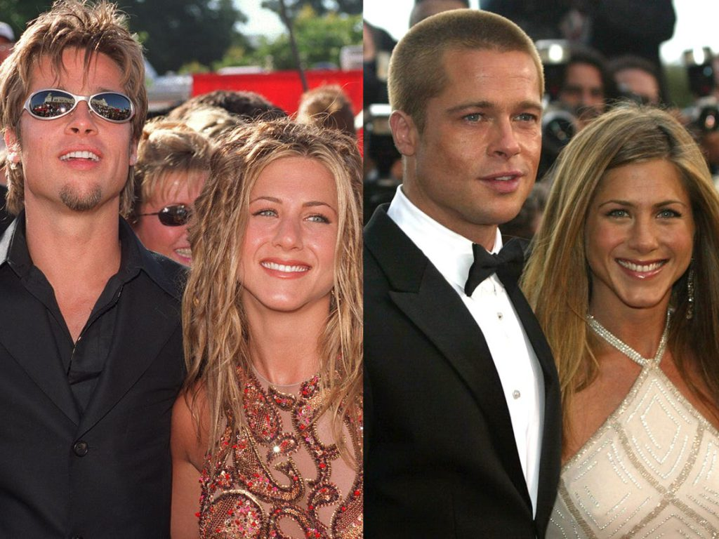 'Brad pitt' Secretly Dating 'Jennifer Anniston' After DUMPING 'Angilena Jolie'???!!!