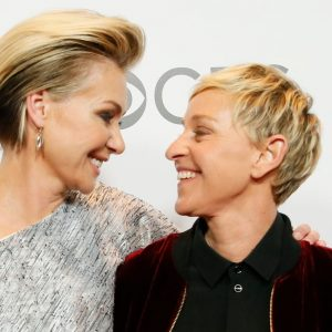 The host of ELLEN DEGENERES SHOW and Portia are getting divorced!!!!!! and is the reason really adoption.