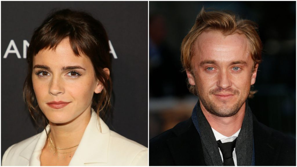 [PHOTOS] Emma Watson DATING Tom Felton Secretly Confirmed??!!!