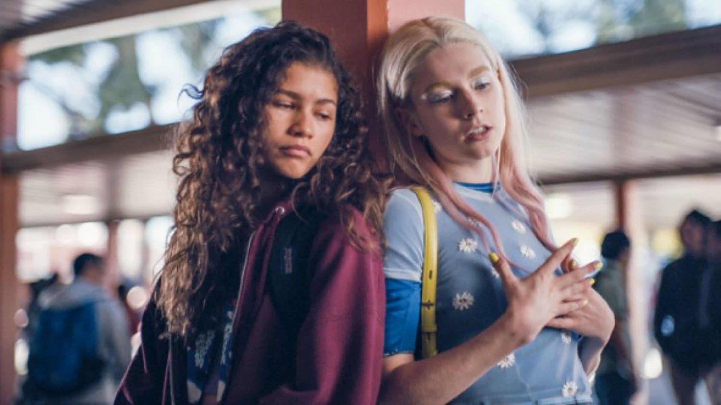 Season 2 Euphoria Confirmed With Zendaya in Lead