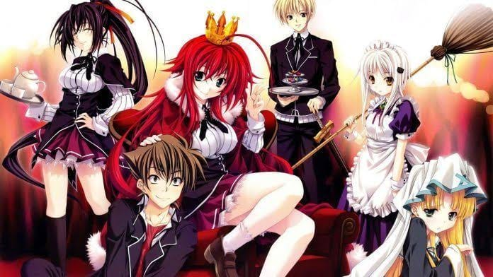 High School DxD Season 5