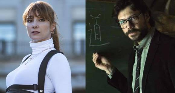 Alicia and Professor