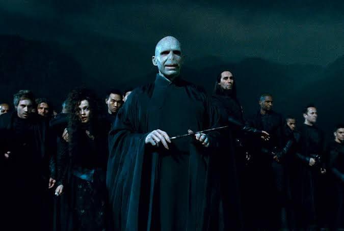 Voldemort didn't die
