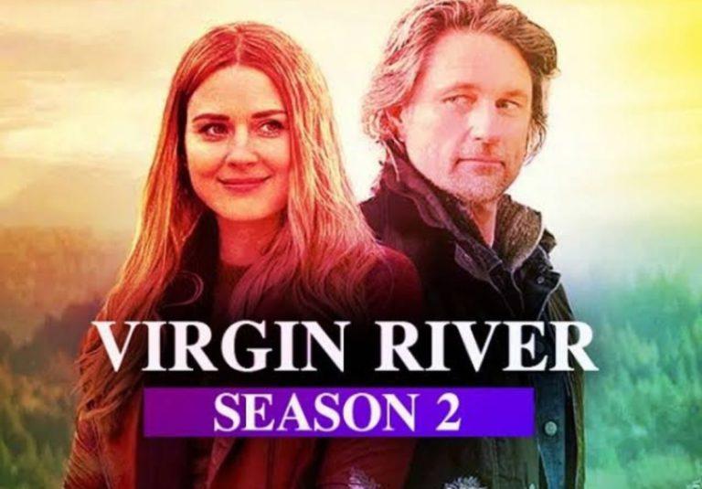 Season two poster of Virgin River