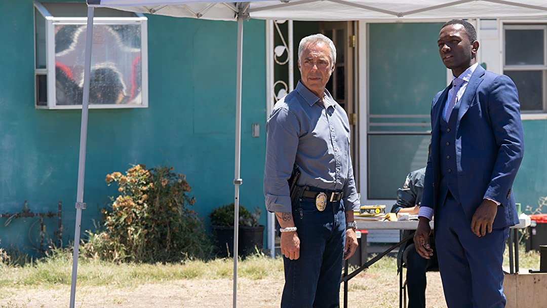 Bosch Season 7 releases on Amazon with Titus welliver