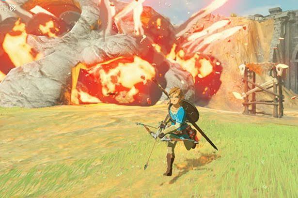 The legend of Zelda 2, The legend of Zelda: Breath of the Wild 2, The legend of Zelda, Nintendo switch