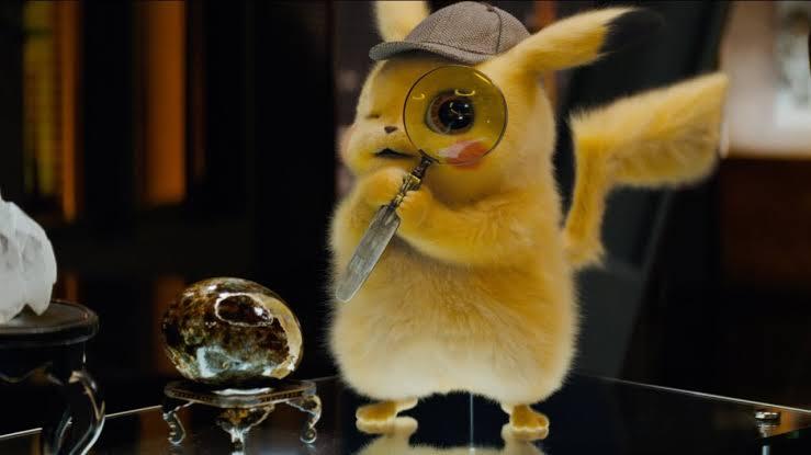 Detective Pikachu 2, thriller action
