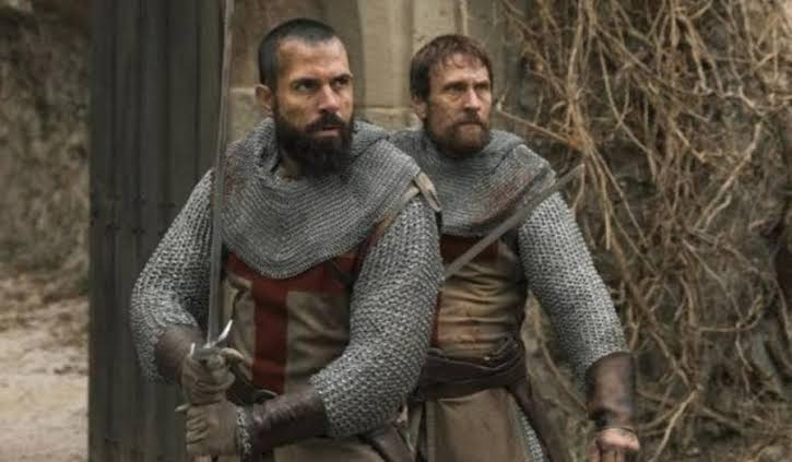 Knightfall, knightfall season 3