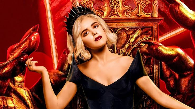 Chilling Adventures of Sabrina , chilling adventures of Sabrina 4, Sabrina