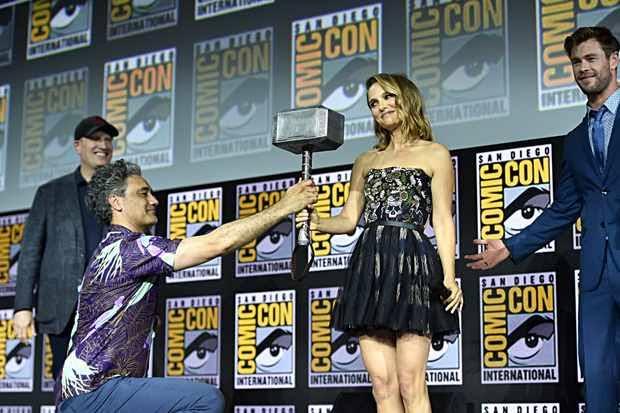 Thor, Thor 4: Love and Thunder, Thor: Ragnarok