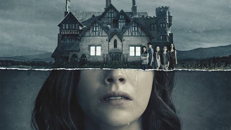 Haunting of Hill House 2, Haunting of Hill House, Haunting of Bly Manor