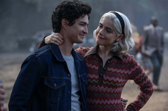 Chilling Adventures of Sabrina, Chilling Adventures of Sabrina 4, Sabrina