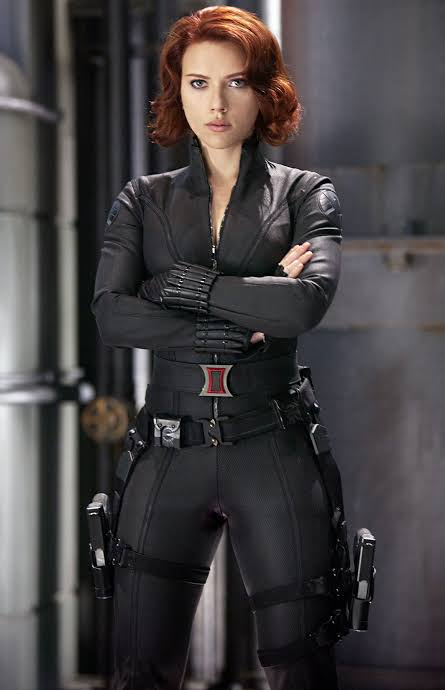 Black Widow, Natasha Romanoff, Scarlet