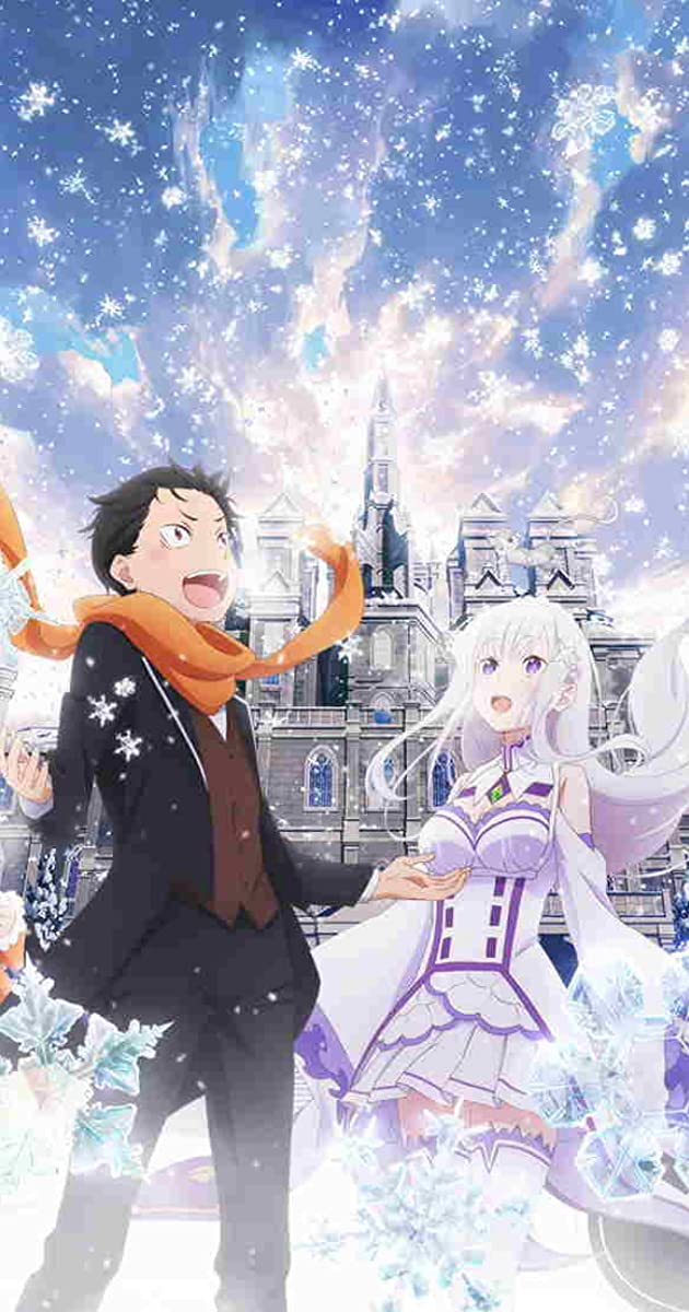 Re Zero season 2 is going to be aired don't miss it and ...