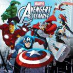 avenger assemble-marvel
