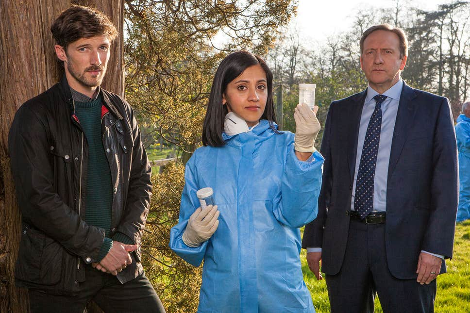 Midsomer Murders continues series