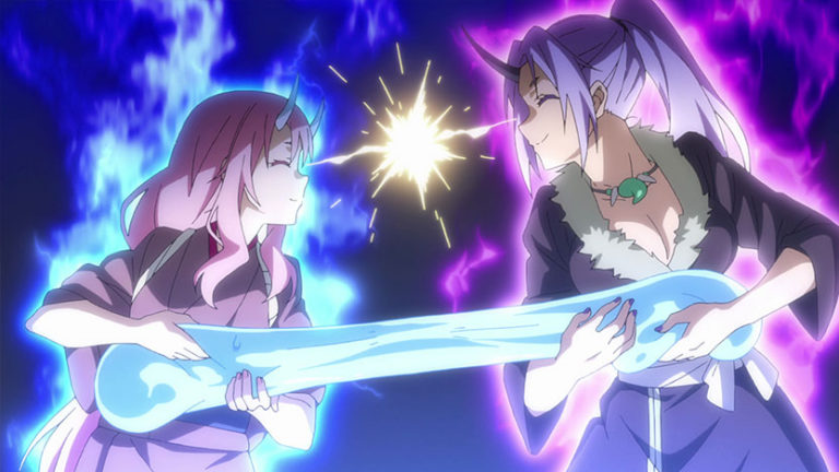 Season Update of That Time I got Reincarnated as a slime