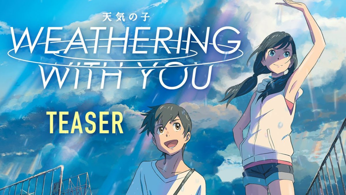 Weathering With You Blu Ray Get Here Every Updates About Its Release Date Plot And Characters Of The Film Insta Chronicles