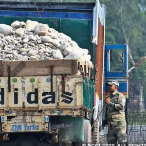 Resumption of stone export by Bhutan to Bangladesh brings relief to many Indians