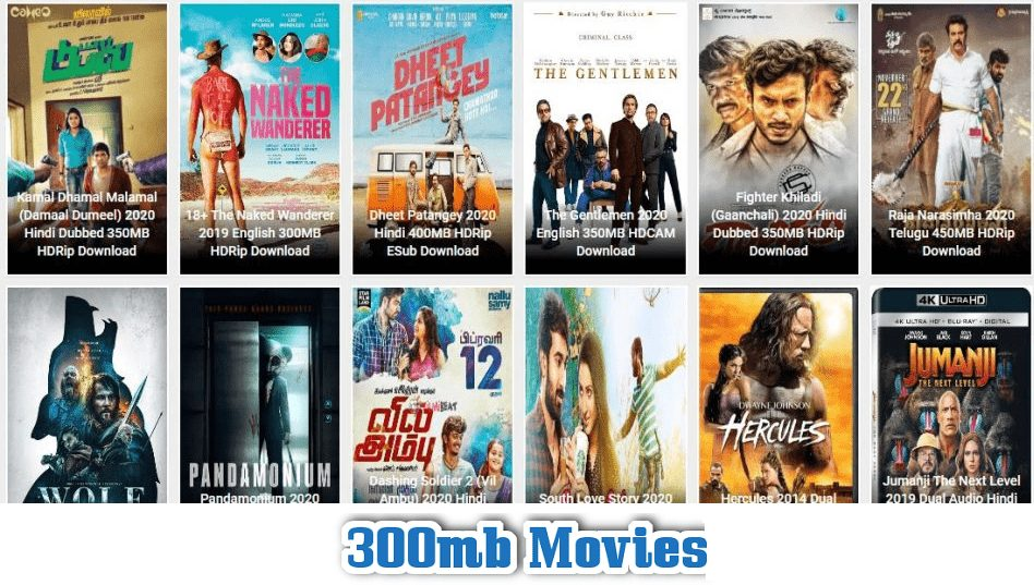 300mb movies