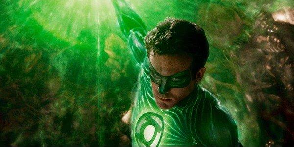Justice League Snyder Cut, Green Lantern, Ryan Reynolds