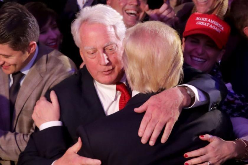 Donald Trump, Robert Trump, Joe Biden