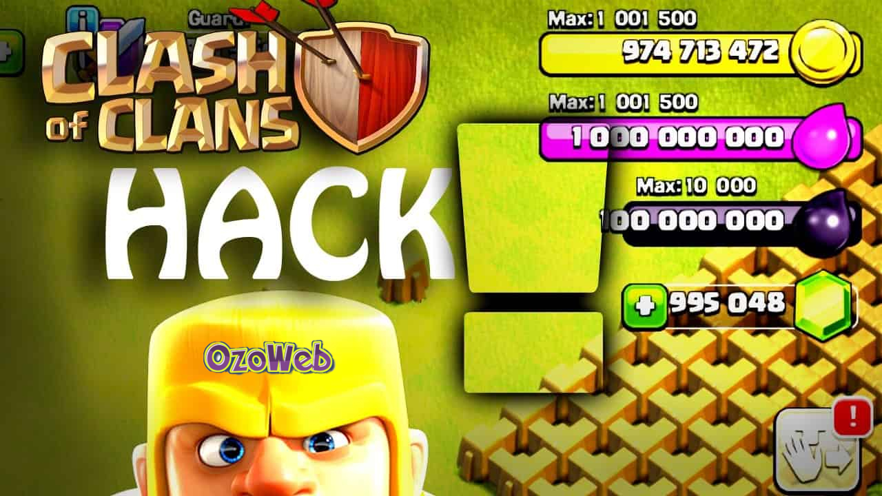 clash of clans hack activegamer