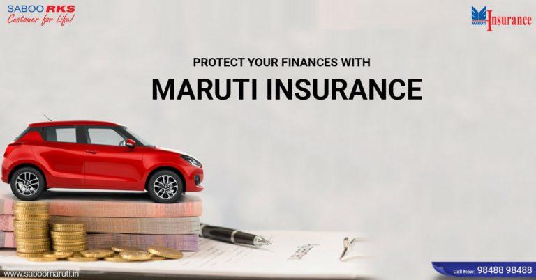 Maruti Suzuki Insurance Policy