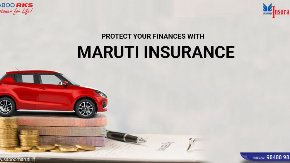 Maruti Suzuki Insurance Policy