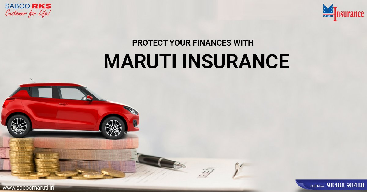 maruti insurance renewal