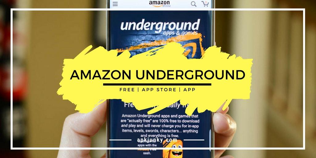 Features of Amazon underground app