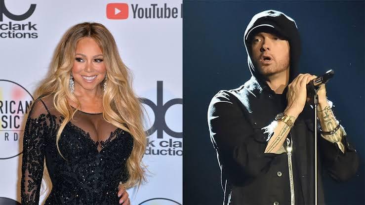 Mariah and Eminem