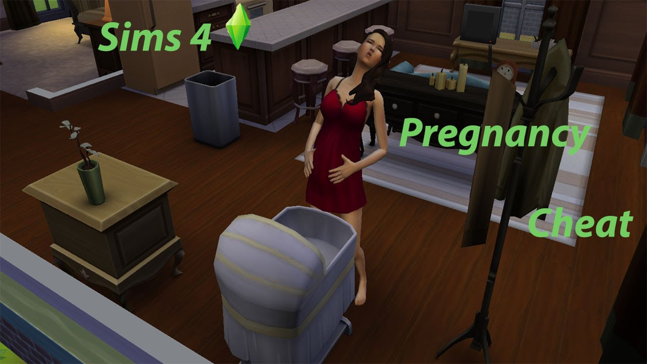 sims 4 pregnancy cheat not working