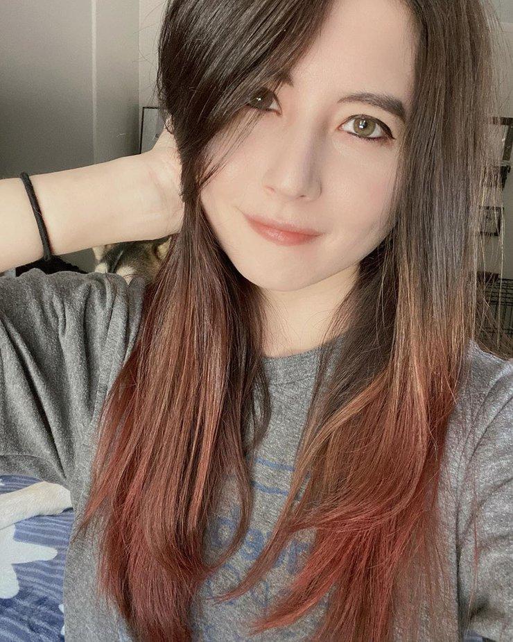 Shroud girlfriend