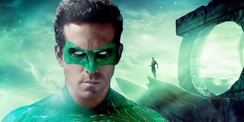 Ryan Reynolds, Green Lantern, Justice League Snyder Cut