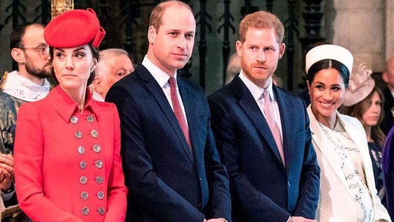 The Royal Famile