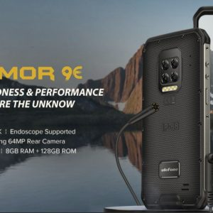 Ulefone Note 8 and Armor 9e goes official for the price of $69.99 and $469.99, respectively