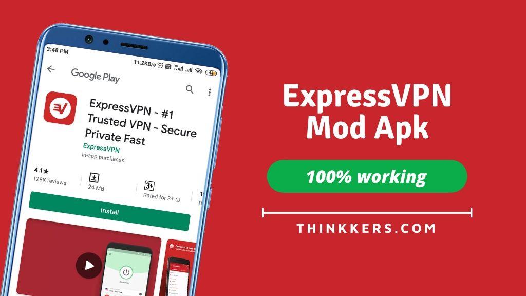 ExpressVPN mod apk