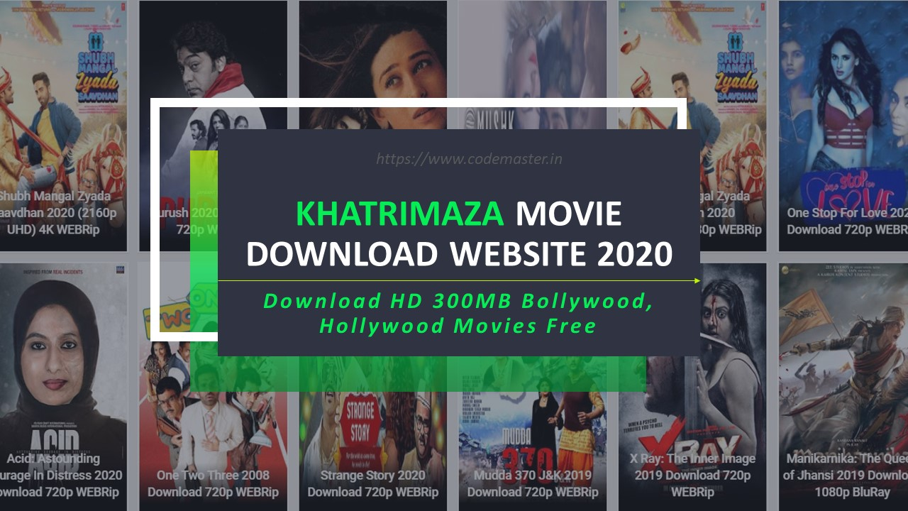 Khatrimaza full movie downloading website Hollywood Hindi dubbed movies