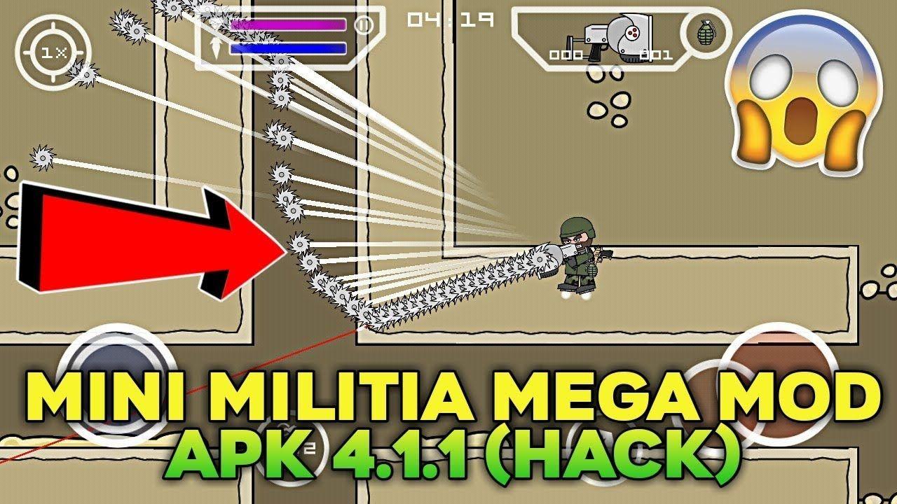 mini milita hack