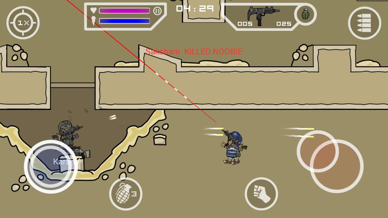 mini militia hack version